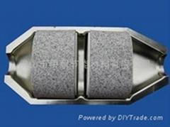 汽车催化转化器衬垫
