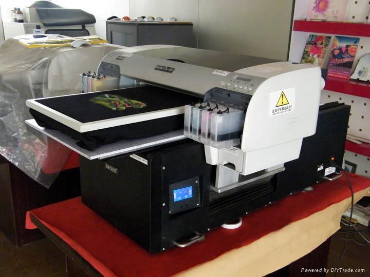 Digital tshirt printer la beaut et la psychologie des for T shirt digital printer