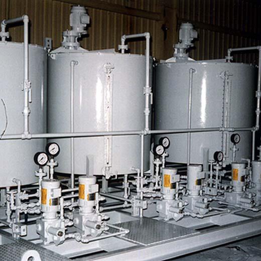 化學化工製程定量加藥設備 1