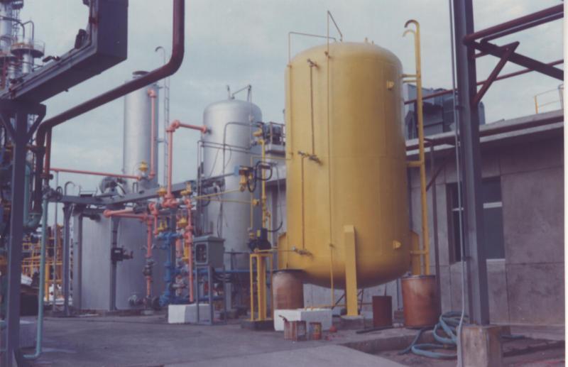 汽電共生及半導體廠超純水設備 2