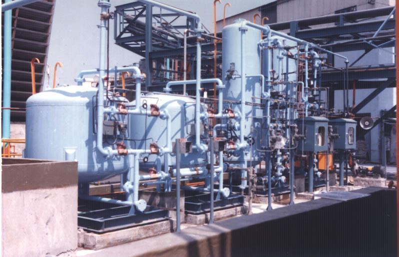 汽電共生及半導體廠超純水設備 3
