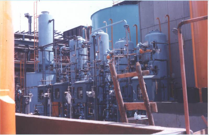 汽電共生及半導體廠超純水設備 4