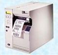 zebra105sl条码打印机维修 1