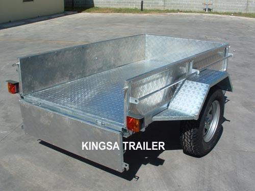 BOX trailer 1