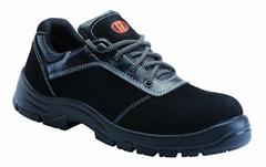 反毛皮安全工作鞋