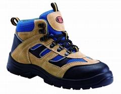 优工带钢头运动款工作鞋