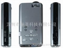 高亮度微型投影儀家用投影機