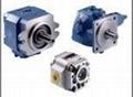 德国REXROTH力士乐内啮合齿轮泵和叶片泵 1