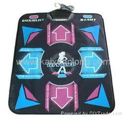 TV/USB dance mat 4