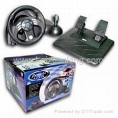 game steering wheel for game player