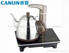 自动上水不锈钢电热水壶