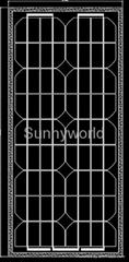 20w/20 watt monocrystalline solar panel/solar module