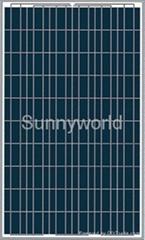 230w/230 watt poly solar module/solar panel