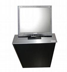 鋁合金拉絲液晶屏昇降器