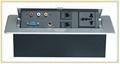 多媒體桌面插座