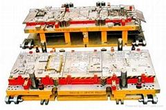 汽車模具加工廠-強納精工
