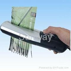 USB paper shredder