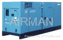 日本AIRMAN柴油 发电机