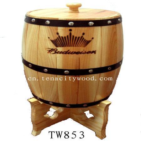 木制酒桶 - 仁力 (中国)