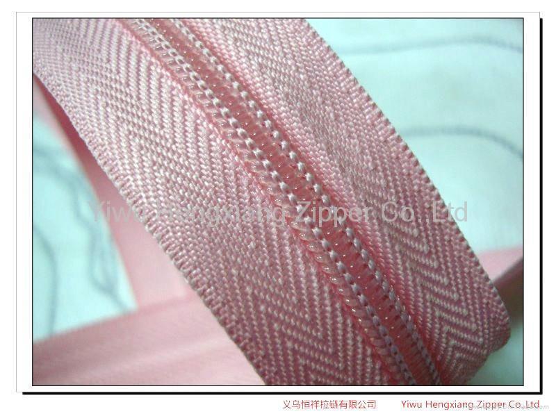 Nylon zipper 1