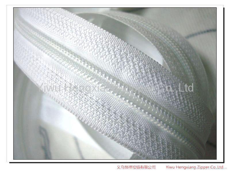 Nylon zipper 2