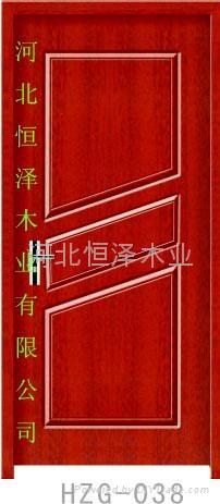 免漆套裝門木門 3