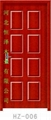 珍木烤漆套裝門