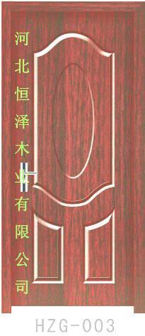 免漆套裝門木門 1