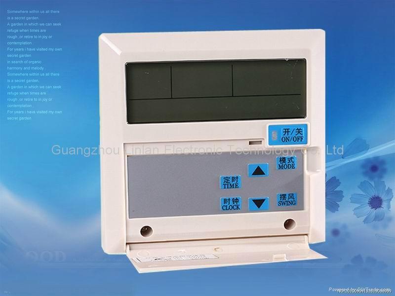 單速環保空調控制面板 1