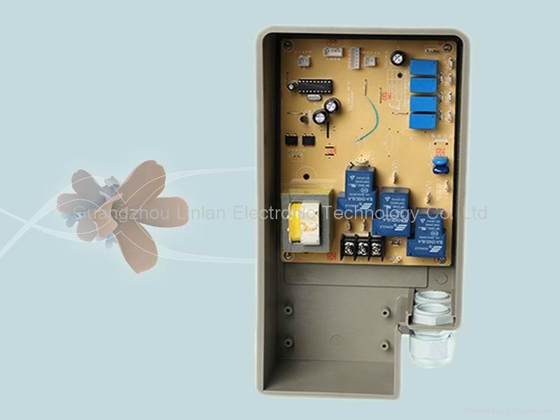 單速環保空調控制面板 2