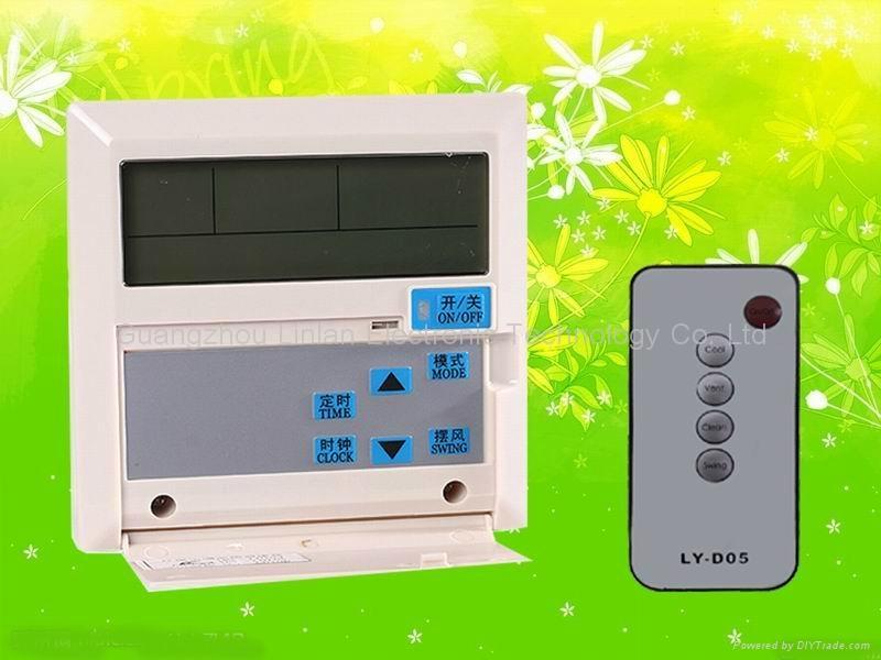 單速環保空調控制面板 5