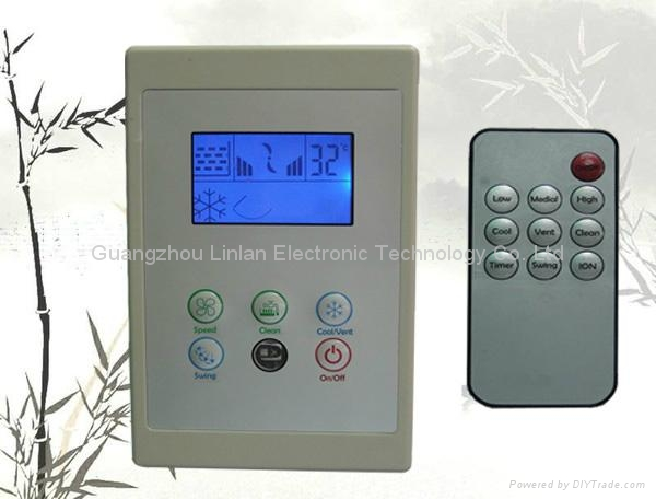 LCF02冷風機控制器  4