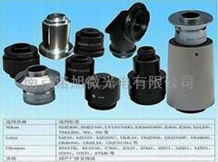 尼康/奧林巴斯顯微鏡C接口 C-mount縮小鏡
