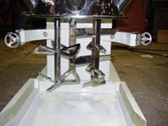 硅膠行星混合攪拌機