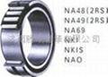 INA滾針軸承K35X40X25 BK1212 HK1412 2