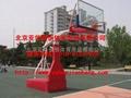 篮球架北京厂家直销 4