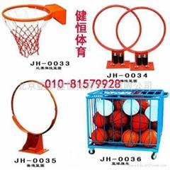 北京籃筐籃圈北京籃球架廠家直銷