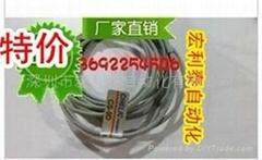 现货台湾气立可磁性开关/气缸 CS-100 传感器