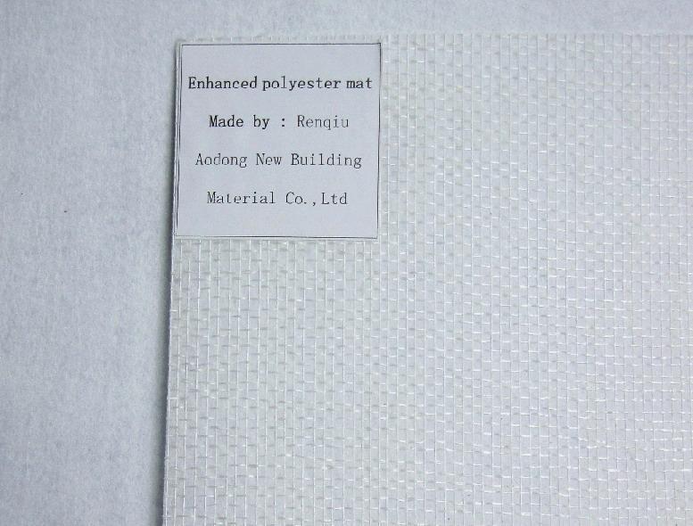 reinforced polyester mat 1