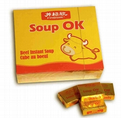 beef/chicken/shrimp bouillon cube