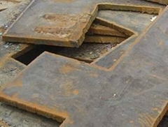 Plate and Structural Steel Scrap