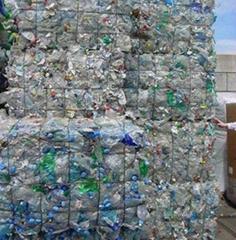 PET bottles Scrap Bales