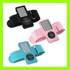 Armband case cover for ipod nano 4 4th Gen,iPod Nano 4 armband