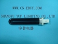 BLACKLIGHT BLUE FLUORESCENT LAMPS