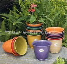 植物纖維環保花盆 1