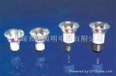 卤素灯杯GU10,JDR