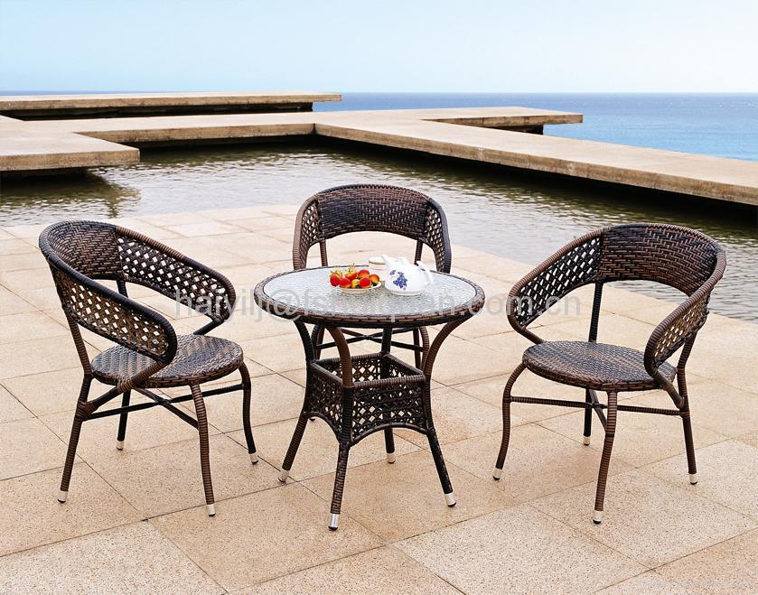休闲桌椅 - 海毅 图片