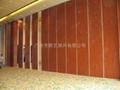 大型酒店会议室高隔间、隔音墙
