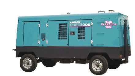柴油移動空壓機出租租賃 PDSF830S 遼寧 1