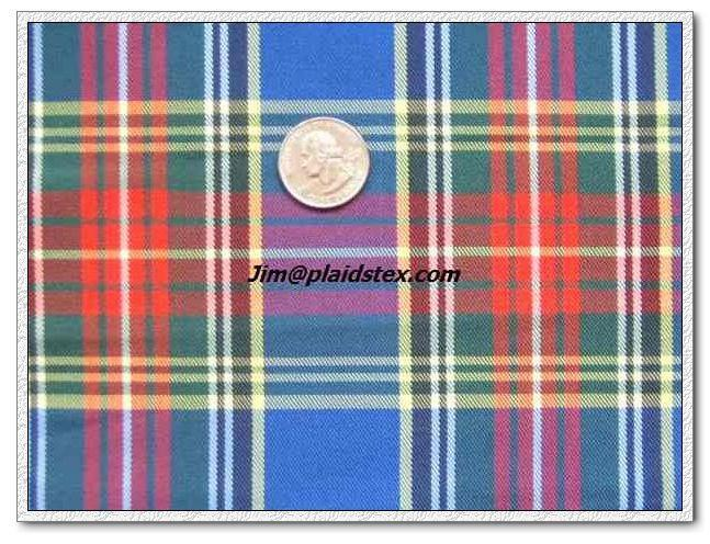 plaid fabric 1
